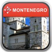 离线地图 黑山: City Navigator Maps 1.1