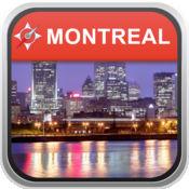 离线地图 蒙特利尔,加拿大: City Navigator Maps 1.12