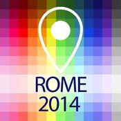 离线地图罗马 - 指南,景点和交通 1