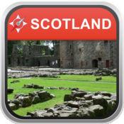 离线地图 苏格兰: City Navigator Maps 1.12