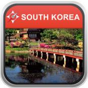 离线地图 韩国: City Navigator Maps 1.1