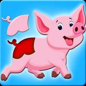 动物 拼圖 遊戲 ...