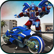 摩托车 机器人 模拟器 1