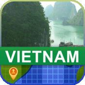 当前离线 越南 地图  2.02