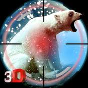 北极熊攻击猎人二〇一六年 - 格杀勿论北极野生动物 - 生存