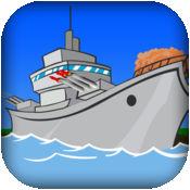 海军舰队导航 FREE - 真棒战争亨特仿真 1