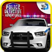 警察侦探冒险和...