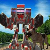 警犬机器人变革 1