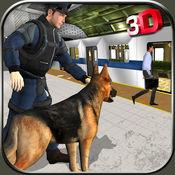 警犬地铁罪犯 1