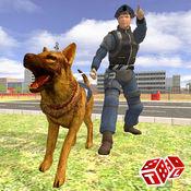 警察英雄狗VS犯罪城 1
