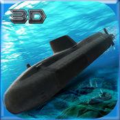 海军潜艇太平洋战斗模拟器3D 2