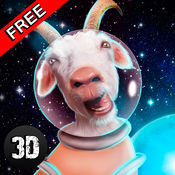 疯狂空间山羊3D模拟器 1.1