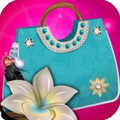 女孩手袋设计师 - 免费小游戏 1
