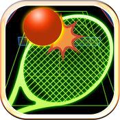 霓虹灯迪斯科塔网球 PAID 1