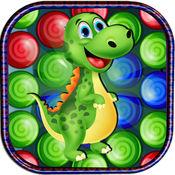 恐龙泡泡射击球免费手机游戏 1.0.1