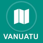 瓦努阿图 : 离线GPS导航 1