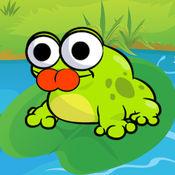 Crazy Frog Fast ~ Doodle 涂鸦 ~ 青蛙吃昆虫游戏 1