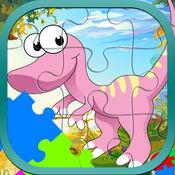 恐龙拼图益智游戏所有 1