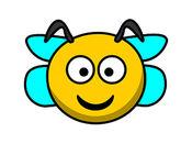 蜜蜂五贴纸包 1