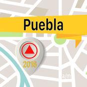 普埃布拉州 离线地图导航和指南 1
