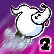 Happy Poodle Jump 2 - 手机游戏 儿童游戏 1