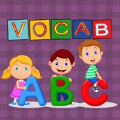 新 少兒英語 詞彙 游戏与学习 左右 动物 水果 蔬菜 1