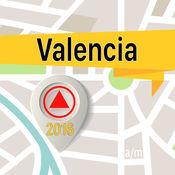 巴倫西亞 离线地图导航和指南 1