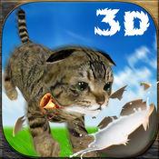 疯狂的宠物猫3D模拟器 1.1