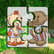 功夫熊拼图为孩子和家庭 1