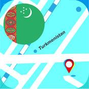 土库曼斯坦导航2016 4
