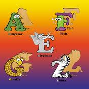 蹒跚学步-英语字母表的动物益智游戏孩子学习 1.0.0