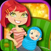 新生婴儿出生 - 小医生,母亲照顾游戏 1.0.1