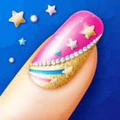 美甲沙龙 美甲游戏 3D - 美容工作室为女孩 1.3