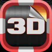 3D壁纸主屏幕 – 惊人的背景和自定义主题集合 1