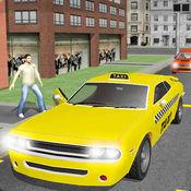 纽约市出租车司机2017年 - 汽车驾驶游戏 1