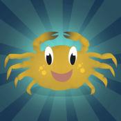 疯狂的蟹快速跳...