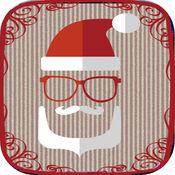 圣诞服装 - 圣诞老人打扮的照片的乐趣儿童青少年 1