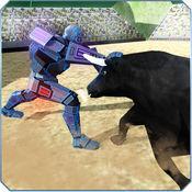 未来的机器人 VS 发怒的公牛 — — 牛仔踩踏事件 & 动物模