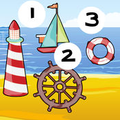 了解123计数:赛欧儿童游戏 1