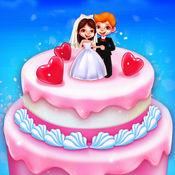 梦幻婚礼下午茶派队!- 甜点蛋糕烹饪游戏