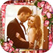 婚纱相框 - 照片编辑器 1
