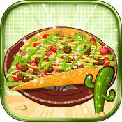 制作墨西哥卷饼 - 儿童单机做饭游戏大全 1.1