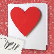 爱问候卡采集 - 发送浪漫电子贺卡, 信函和名信片 1