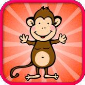 找出一个动物:免费教育游戏为孩子们 - 有乐趣,学习语言,HD 1.