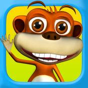 !说话的猴子Chim...
