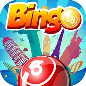 Bingo Dash - 真正的拉斯维加斯赔率和巨大的困境具有多个