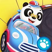 熊猫博士赛车手 1