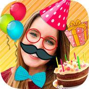 拍摄生日照片过滤器和编辑器 1.1