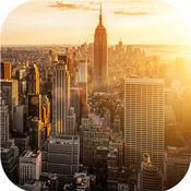 地平线壁纸HD:美丽的城市图片和主屏幕锁屏 1