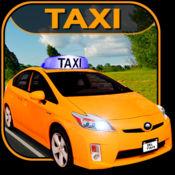 博士出租车驾驶模拟器:疯狂的城市 1